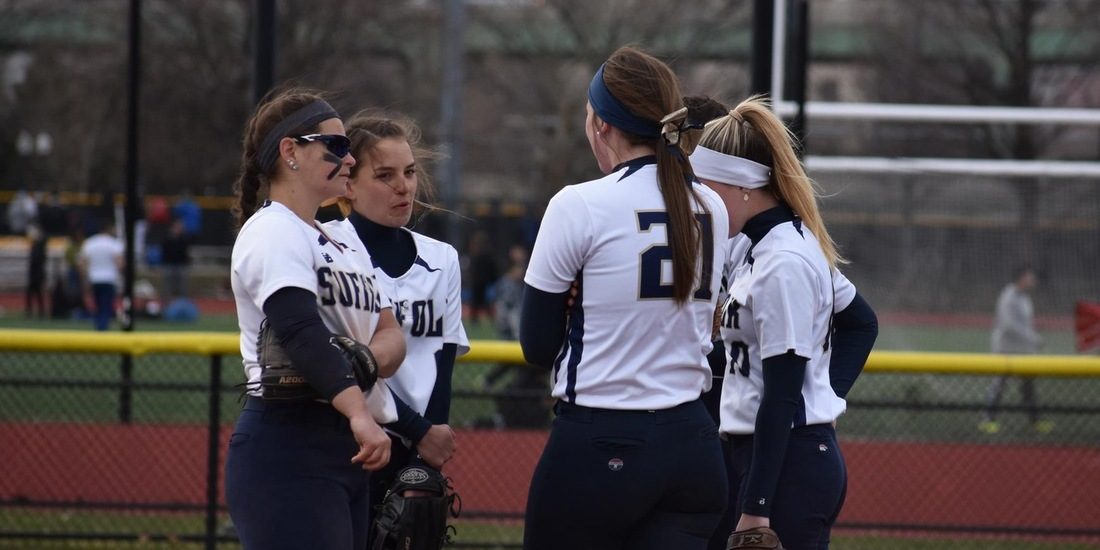 Three Doubleheaders Conclude Softball's Regular-Season Slate