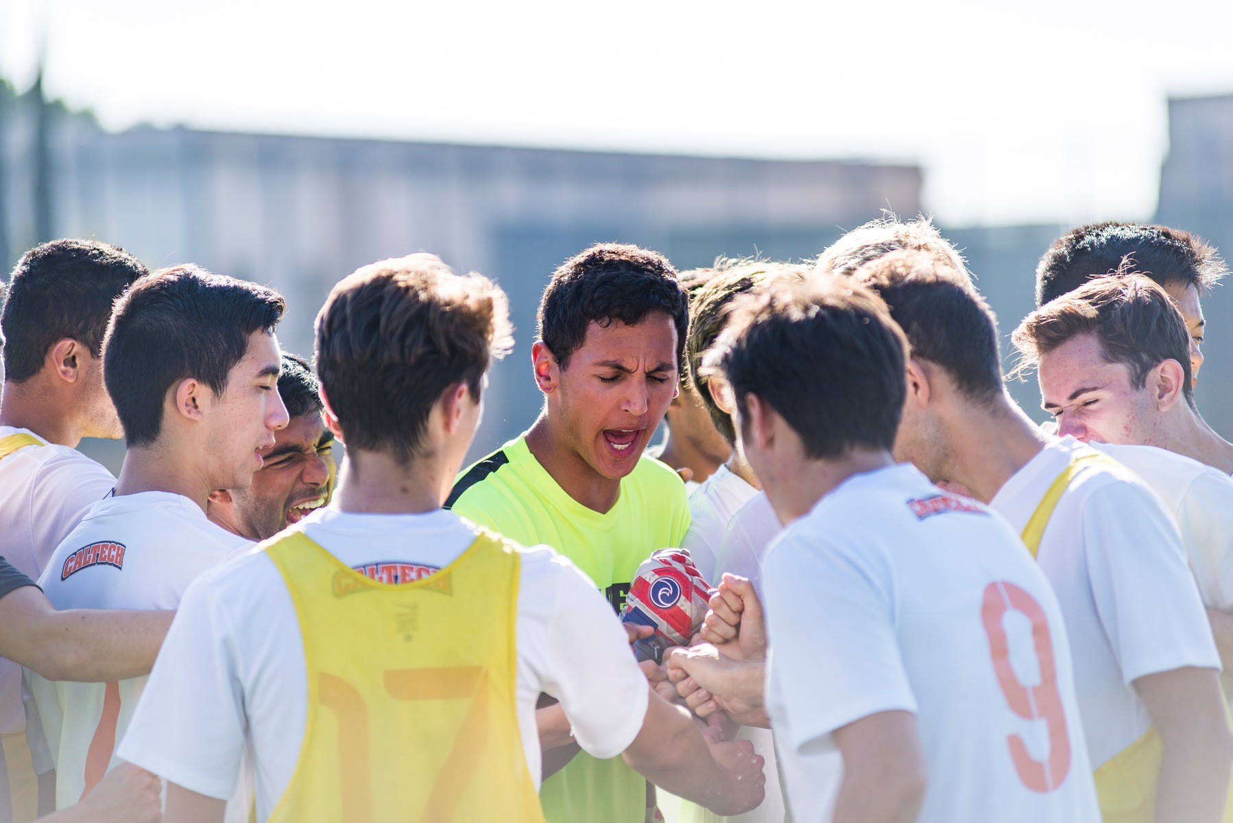 Men's Soccer Aiming to Get Over SCIAC Hump