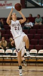Women's Basketball Falls to Pepperdine, 80-65