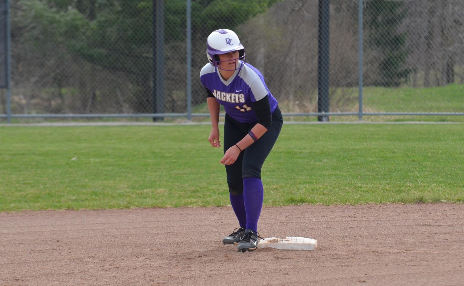 Softball Drops Tough Road Test at Transylvania