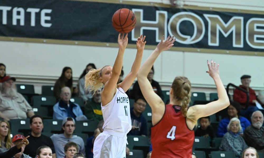 WOMEN'S HOOPS BEGINS ROAD TRIP THURSDAY AT IDAHO