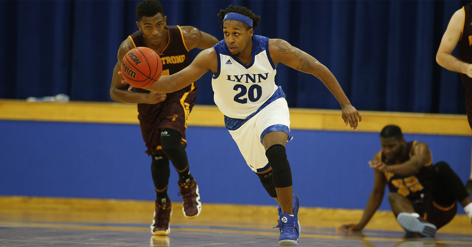 Men's Basketball Earns SSC Tournament Berth with 74-55 Win over Tampa
