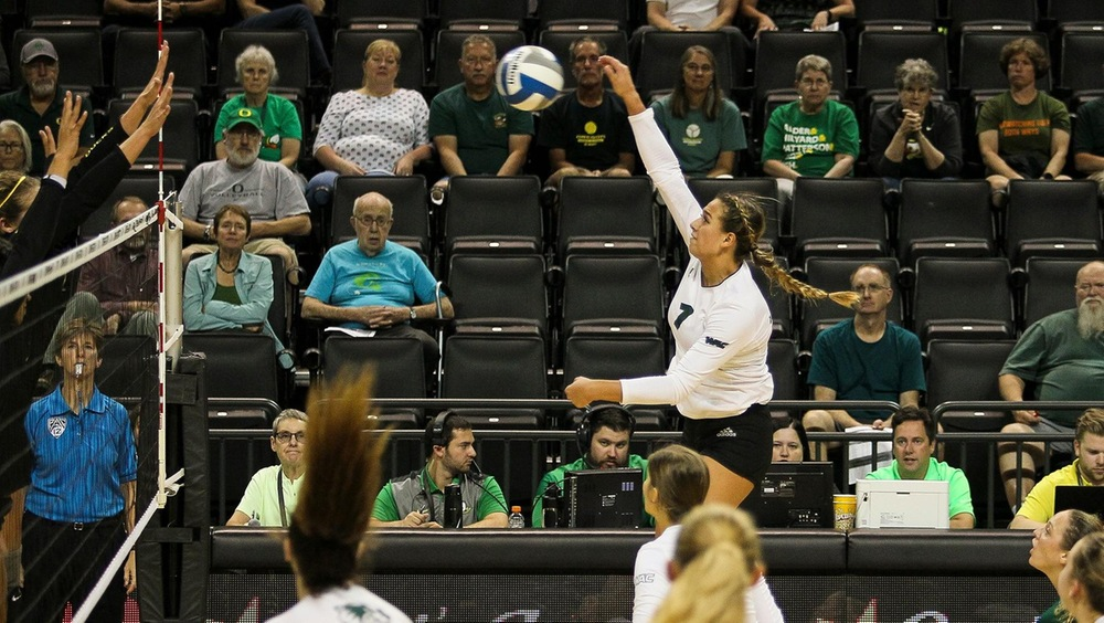 This Week in WAC Volleyball - Sept. 3