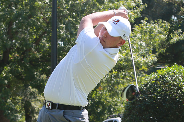 Golf: Panthers finish 14th at Golfweek Fall Invitational
