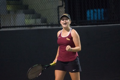 Athenas Advance to NCAA Women's Tennis Final Four