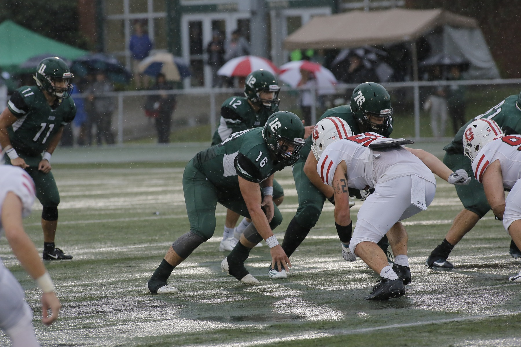 Bethany Drops to Westminster, 21-3