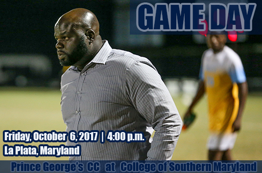 Prince George's Men's Soccer Begins Four-Game Road Trip At College Of Southern Maryland On Friday Afternoon