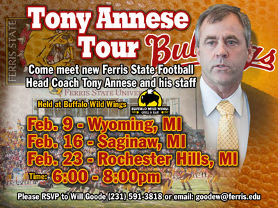 "First ""Tony Annese Tour"" Stop A Success!"