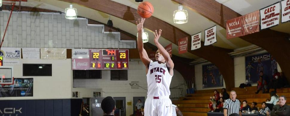 Men's Basketball Defeated By Molloy, 84-78