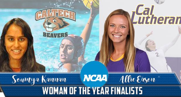 Soumya Kannan Selected as SCIAC NCAA Woman of the Year Nominee