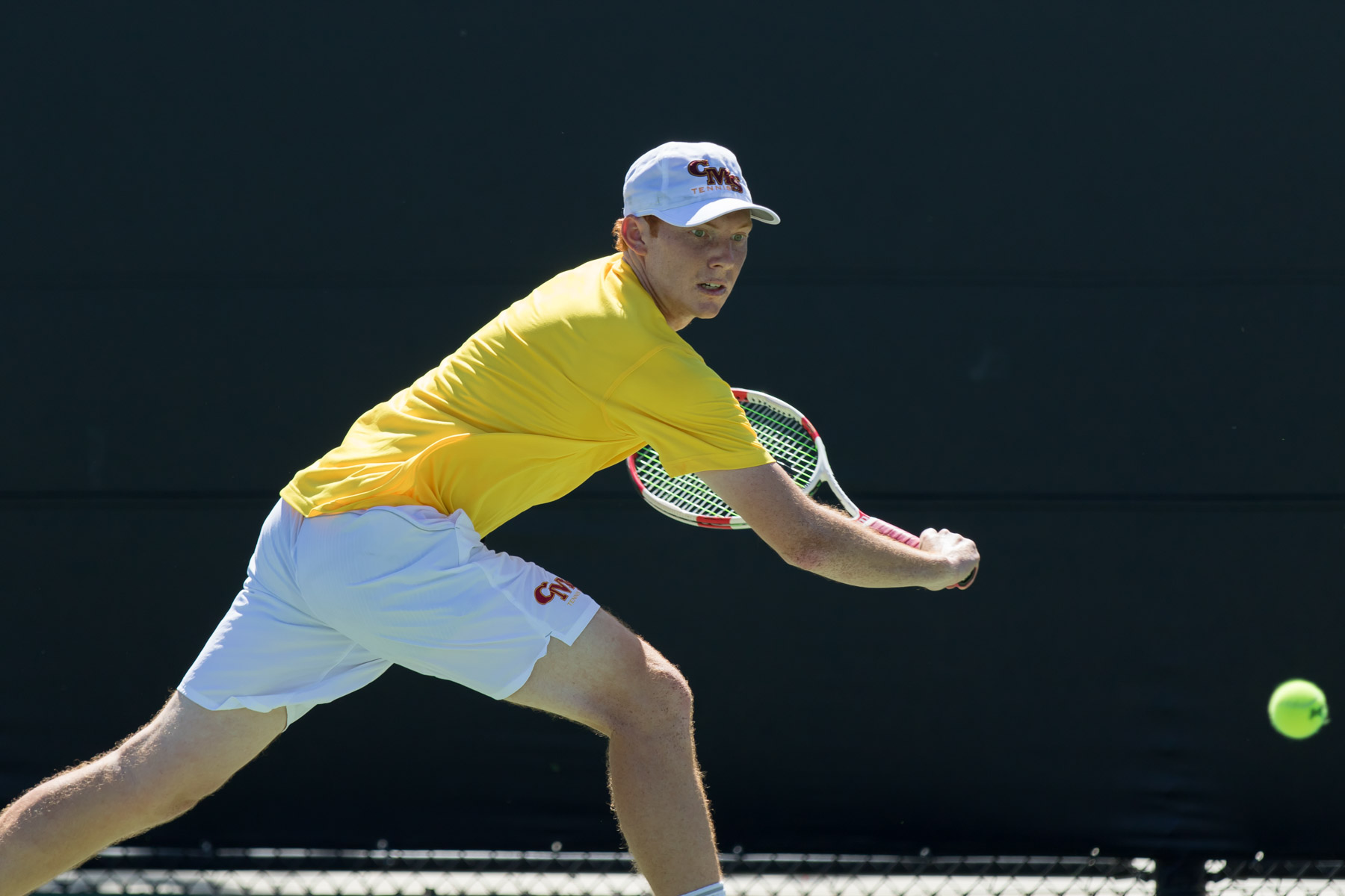 Stags Sweep Cardinals 5-0 to Advance to NCAA Men's Tennis Final Four