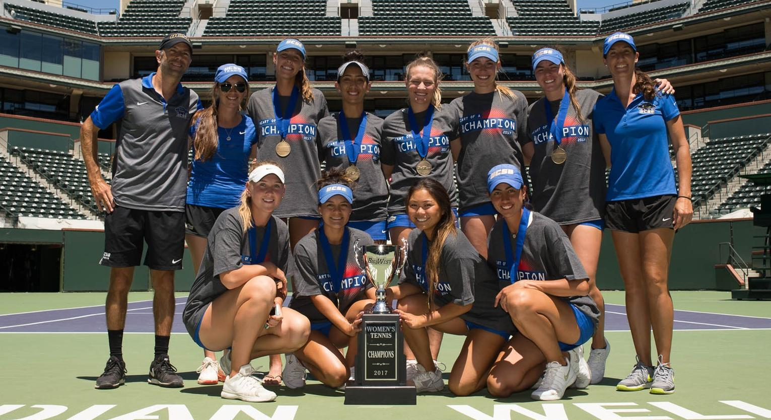 UCSB Claims Second Straight Big West Tournament Championship, Top Hawaii 4-1