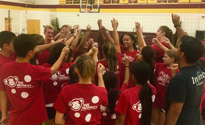 2017 Setters Clinic & All Skills Camp