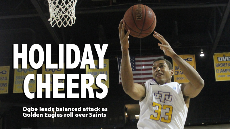 Balanced effort gives Tech 56-point win, most points in six years