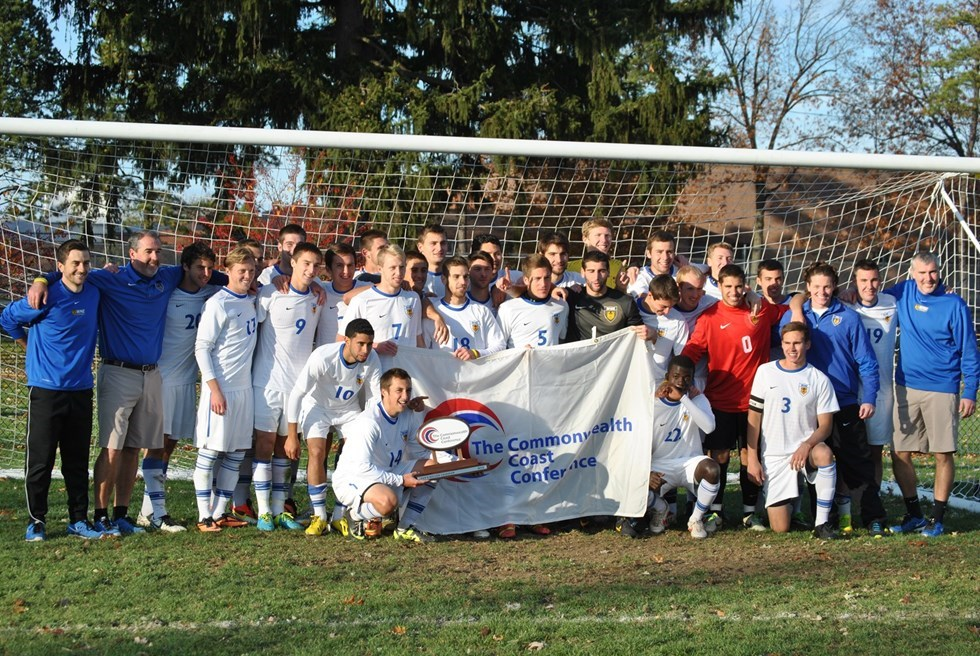 Top Moment #4 of 2013-14: Return to CCC Pinnacle, NCAA Tournament for Men's Soccer