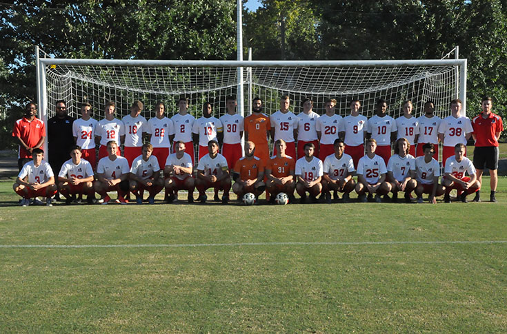 Men's Soccer: Panthers' 2017 season ends in loss at USA South Tournament