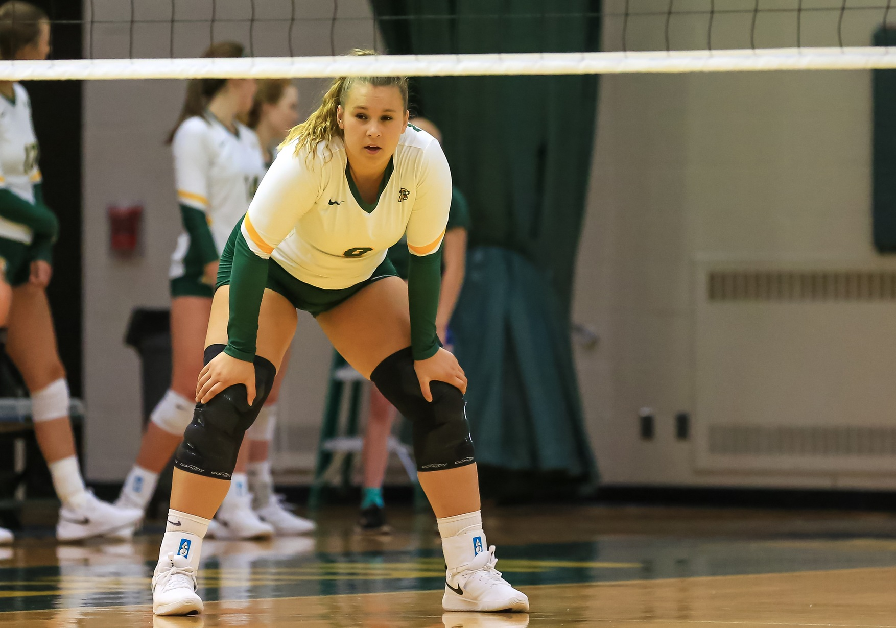 NMU Volleyball Opens 2018 at the Capital Classic