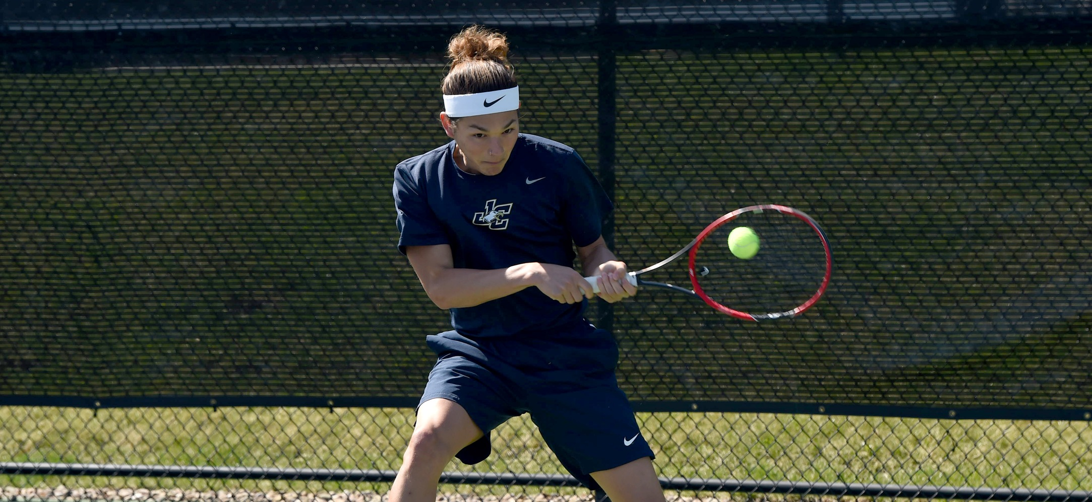 Men's Tennis Drops Semifinal Match at Scranton
