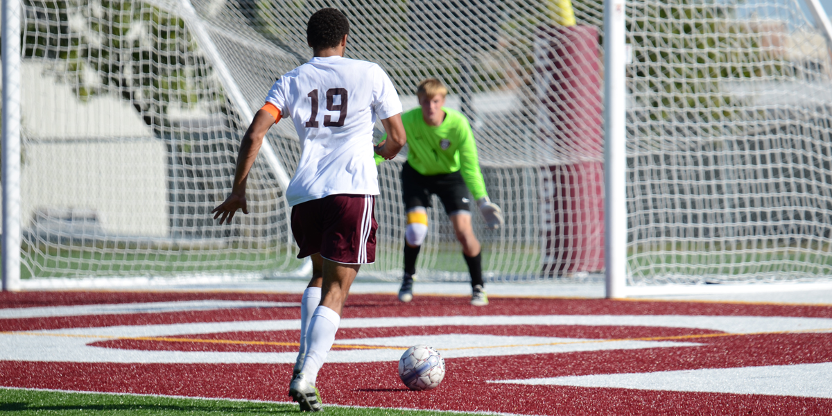 Big Second Half Pushes Grand View Past Evangel Men's Soccer