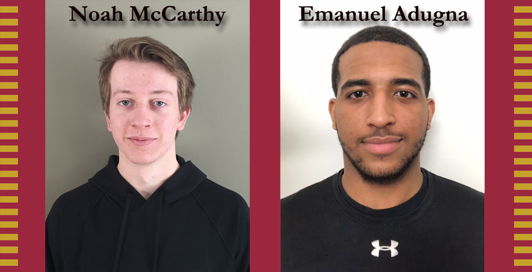 Mounties add depth to 2019-20 roster with addition of Noah McCarthy and Emanuel Adugna