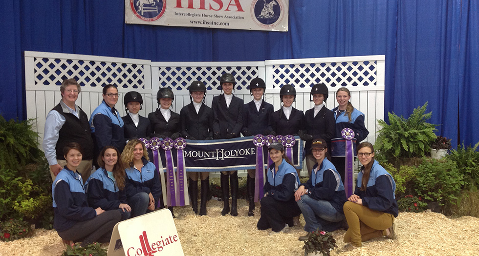 Riding Finishes 7th at IHSA National Championship