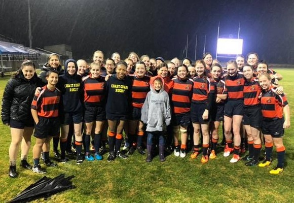 Women's Rugby Falls in National Semifinals
