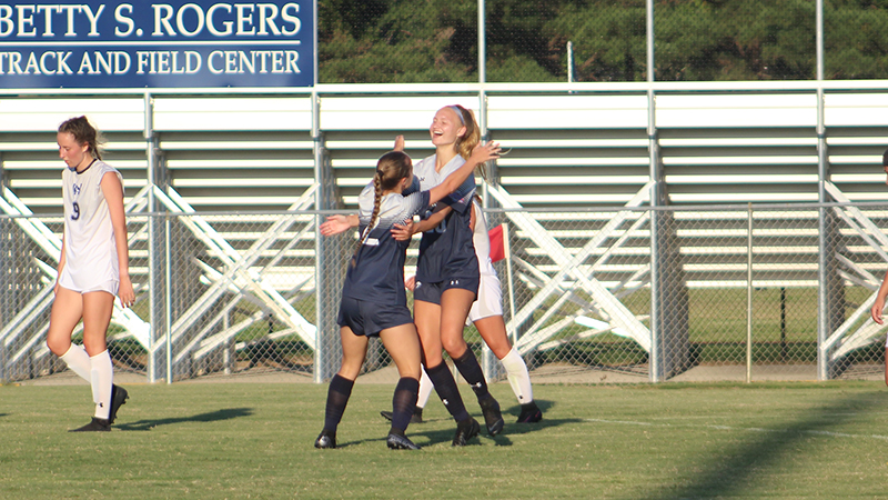 Women's Soccer Closes Out Weekend with Second-Straight Shutout