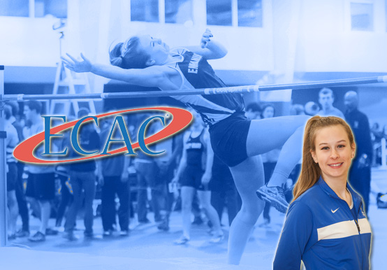 BROOKS SET TO COMPETE IN ECAC INDOOR CHAMPIONSHIPS