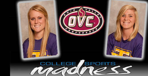 Thomas, Floyd named to College Sports Madness All-OVC First Team