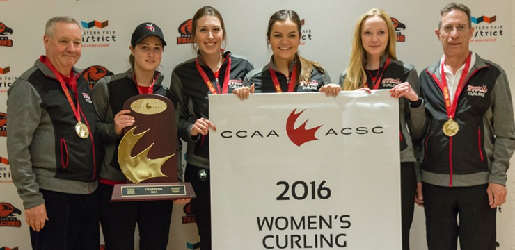 Sting and Hawks claim Curling National Championships