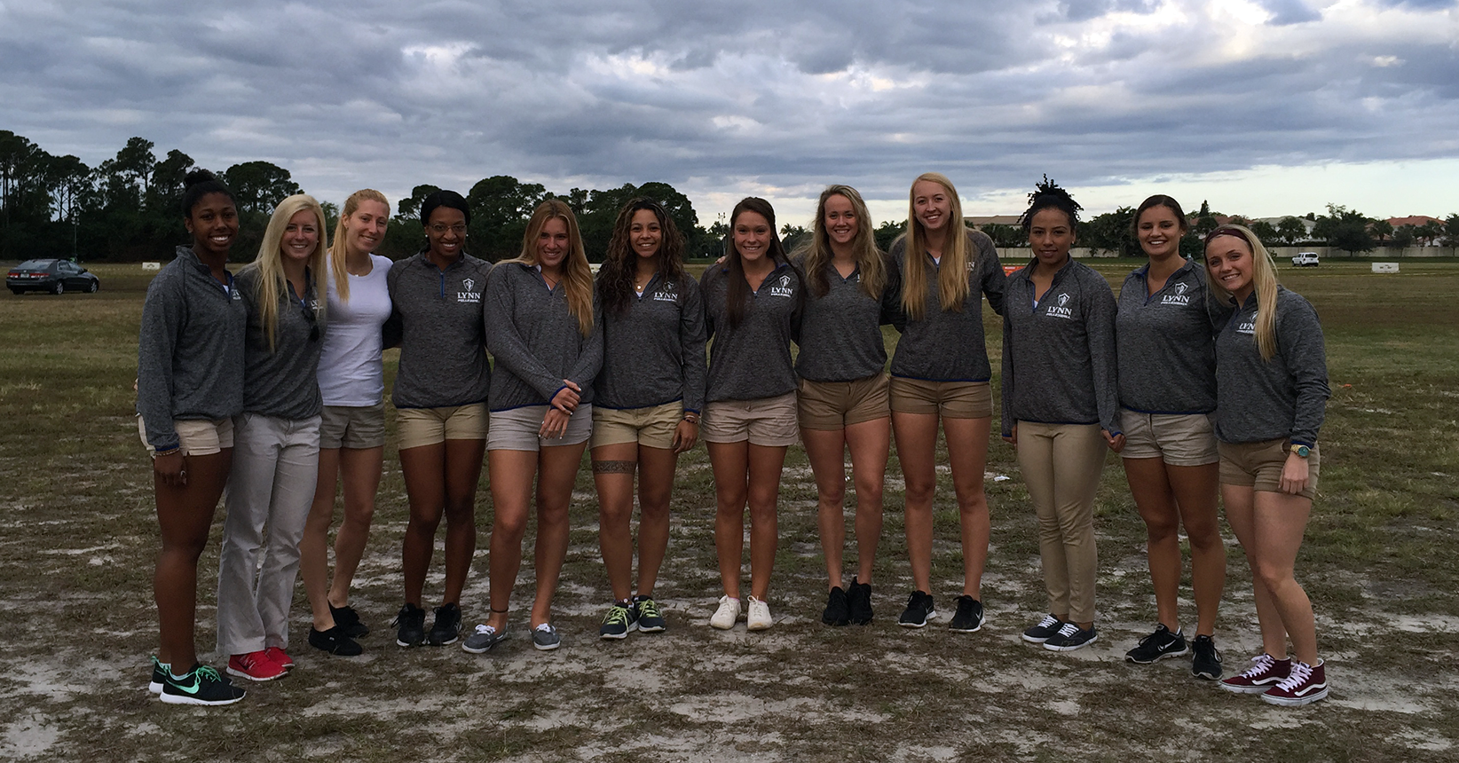 Volleyball Serves it up at Honda Classic