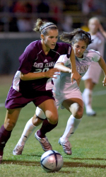 Women's Soccer Picked Second in WCC Coaches Preseason Poll