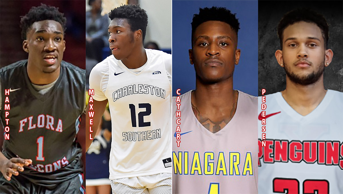 Men's Basketball Adds Four To Bolster Already Talented Recruiting Class