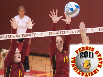 2011 Ferris State Volleyball Invitational