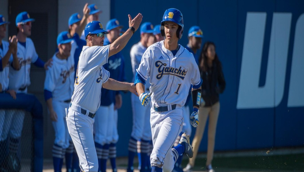 UCSB Tops Missouri State in Series Opener