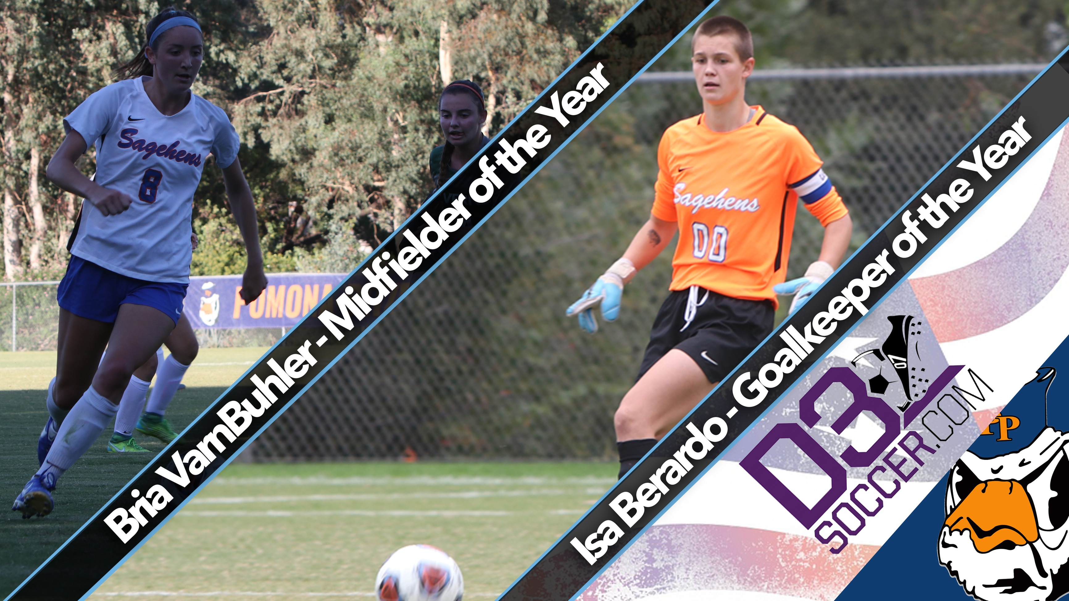 Pomona-Pitzer: VarnBuhler, Berardo And Lau Headline D3soccer.com All-American Honors