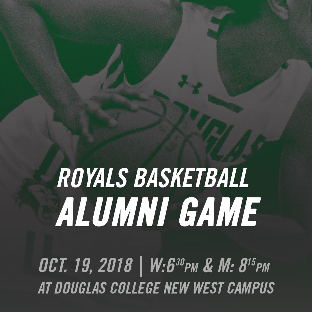Royals Basketball Alumni Game