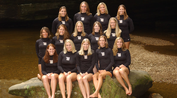 2005 Wittenberg Volleyball