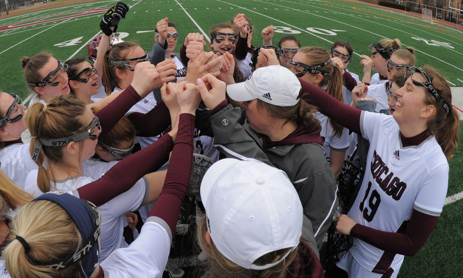Maroon Lacrosse to Host Spring Prospect Clinic on April 19