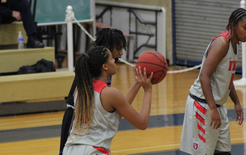 Jasmine Cruse Double-Double Leads Warriors Past Mansfield in Home Opener