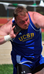 Men Defeat Cal Poly, Nwaba Sets Two UCSB Records in Track & Field Dual Meet
