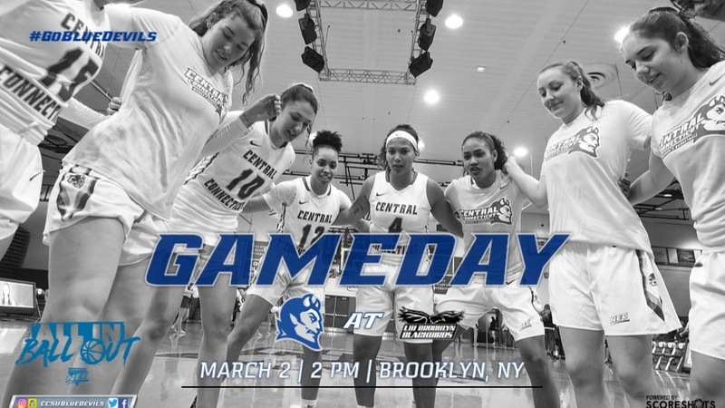 Women's Basketball Travels to Brooklyn for Important Match Up Against the Blackbirds