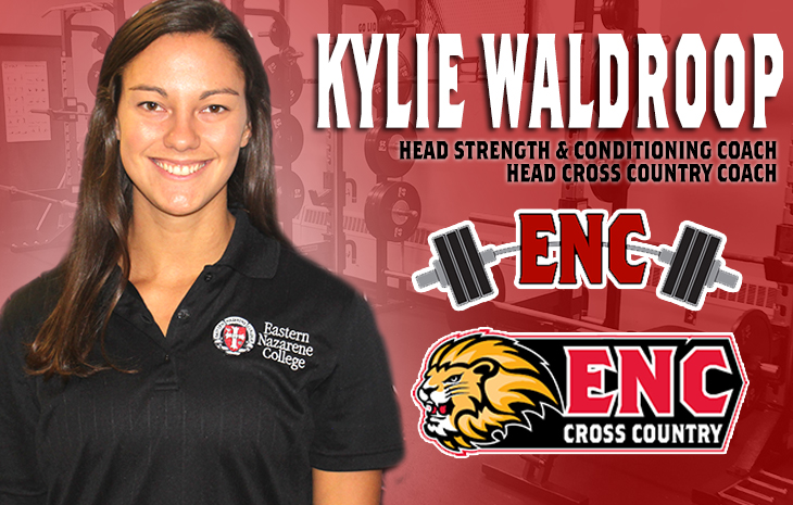 Kylie Waldroop Named Head Cross Country Coach, First-Ever Strength & Conditioning Head Coach
