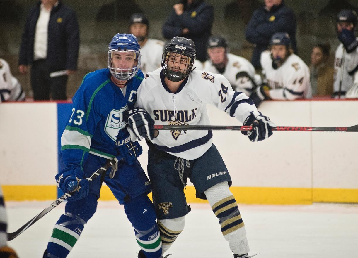Men's Hockey Lifts Lid on Home and CCC Campaign Thursday vs. Becker
