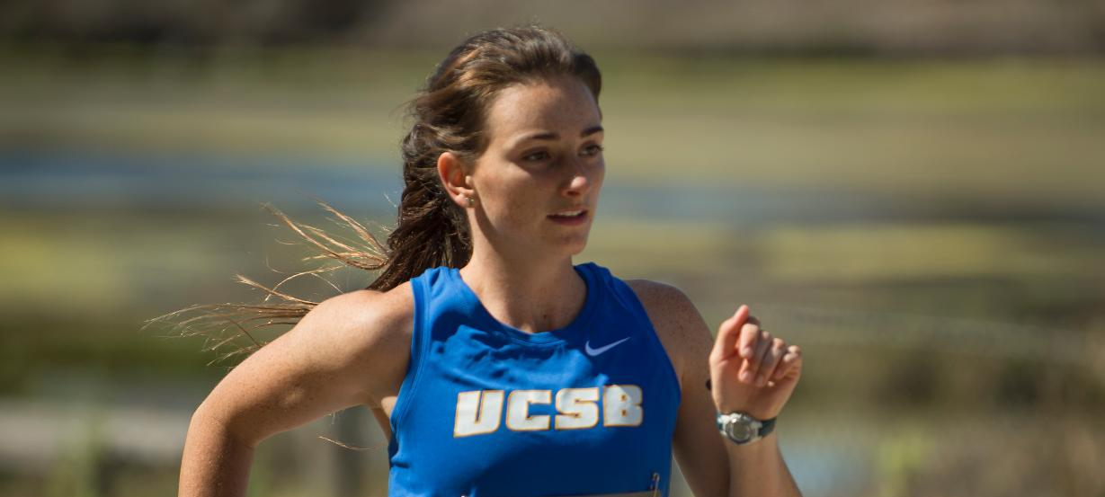 Schreck Leads Gauchos to Top-Five Finish in 30 Team Stanford Invite