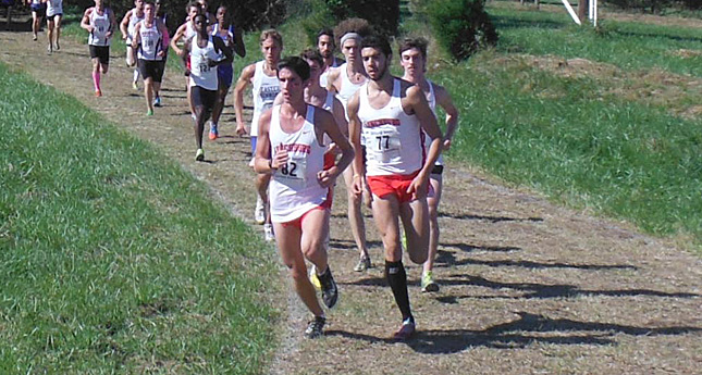 LC Men's Cross Country Places Second Overall; First D3 School at CNU
