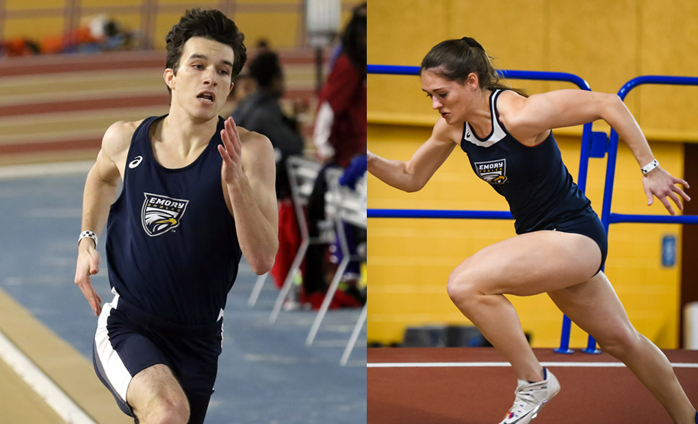 Emory Track & Field Teams Take Part in KMS Invitational