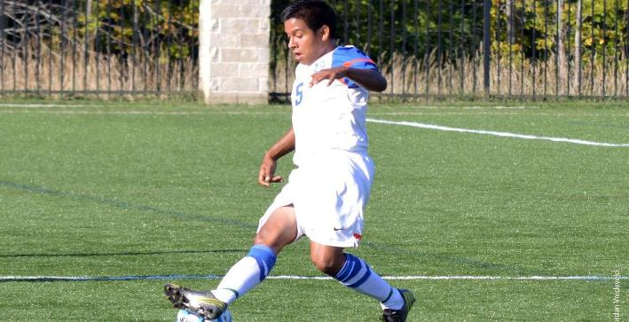 Men's Soccer uses offensive outburst to down Rockford