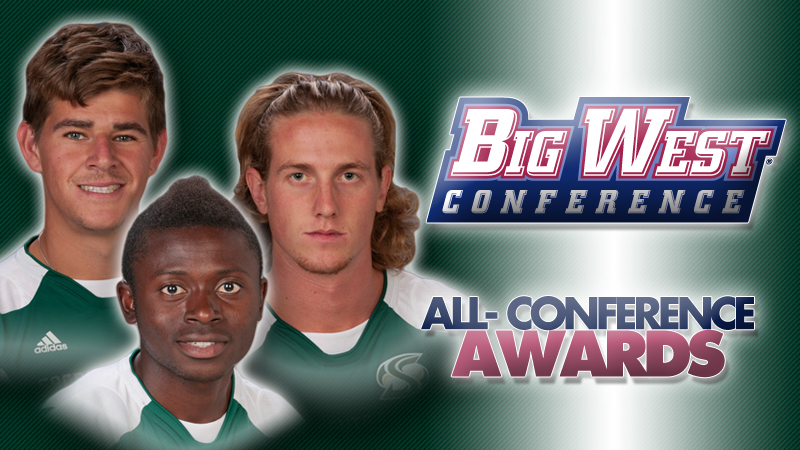 LINENBERGER, IKYURAV AND BERNARD AMONG MEN'S SOCCER BIG WEST AWARD WINNERS