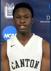 Annorh receives Association of Division III Independents men's basketball Player of the Week award